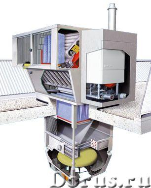 Децентрализованное решение - Промышленное оборудование - Ецентрализованное решение Hoval Максимальна..., фото 1