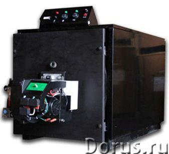 Котлы на отработанном масле - Промышленное оборудование - Система топливного насоса включает в себя..., фото 1