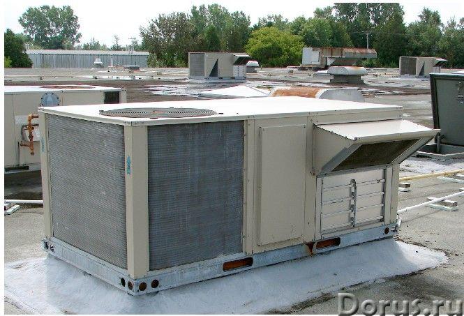Крышные кондиционеры (руфтопы) - Промышленное оборудование - Крышные кондиционеры (руфтопы) Применен..., фото 1