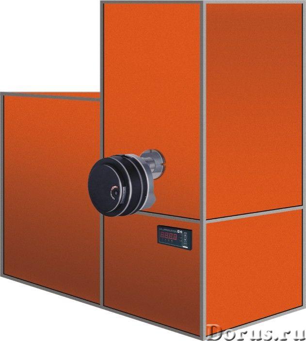 Теплогенератор - Промышленное оборудование - Теплогенераторы «Тепловей» выпускаются мощностью от 45..., фото 1